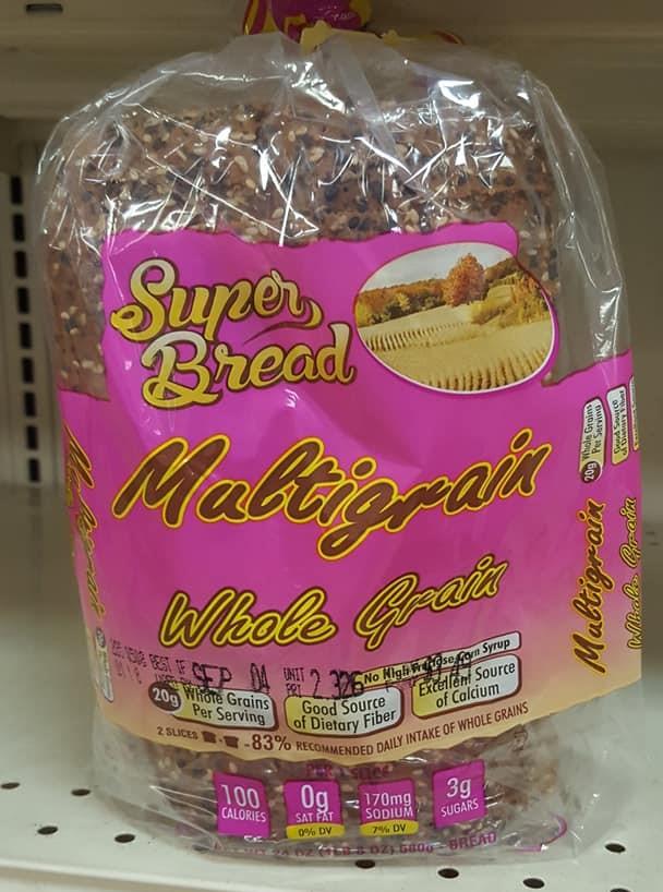 Most healthy delicious multigrain bread