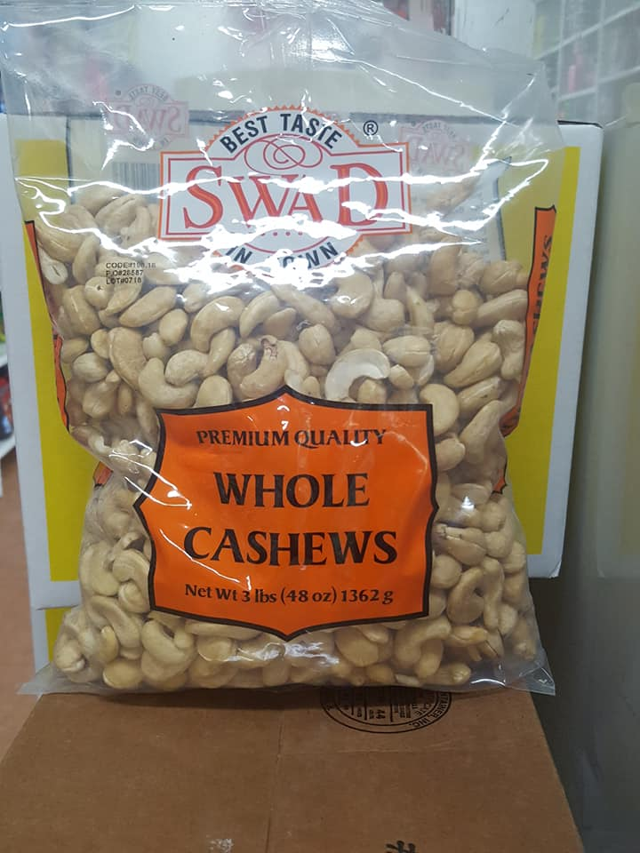 Most delicious natural Raw Cashews