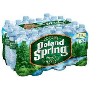 Cheapest Poland Spring Water bottles In Morris County NJ