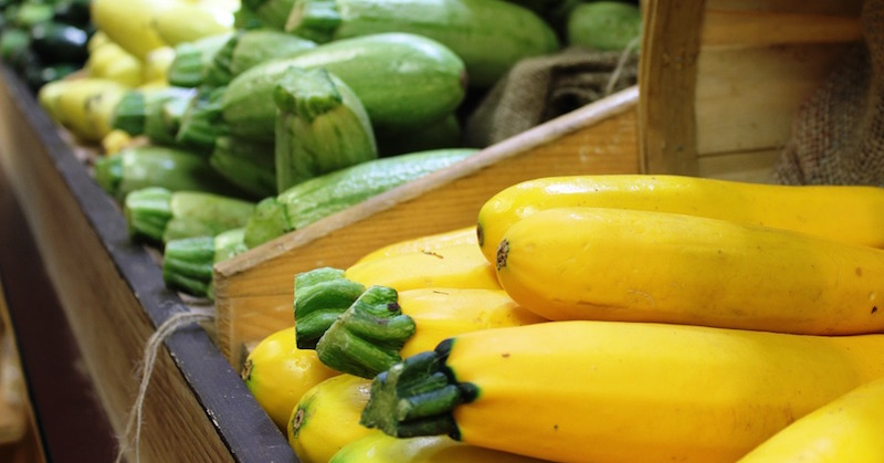 Fresh zucchini deals on sale
