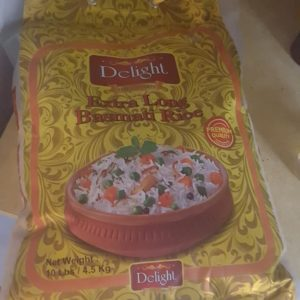 best basmati rice