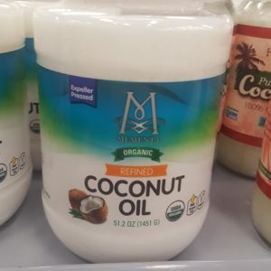 Best Value Organic coconut oil!