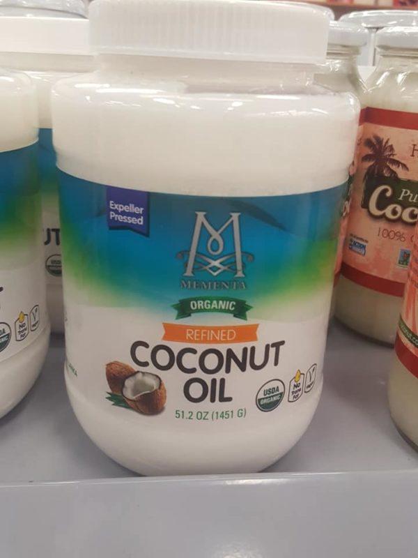 Best Value Organic coconut oil!